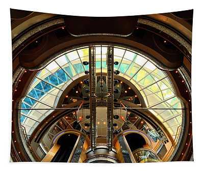 Grandeur Of The Seas Gold Centrum Tapestry