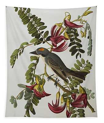 Gray Tyrant Tapestry