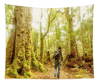 Great Tasmania Short Walks Tapestry