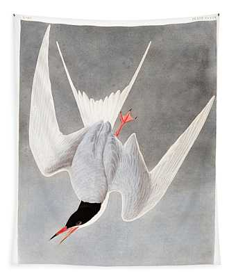 Great Tern Tapestry