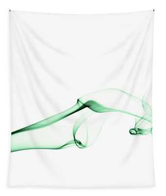 Green Smoke Tapestry