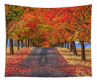 Greenbluff Autumn Tapestry