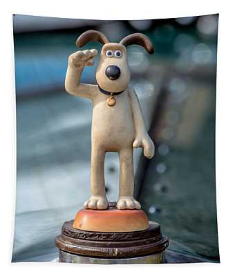Gromit Tapestry