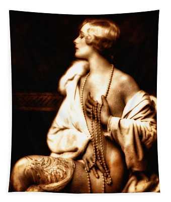Grunge Goddess Tapestry