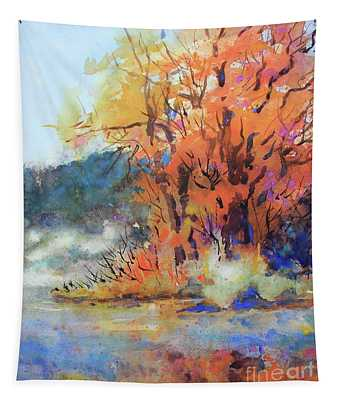 Guadalupe Morning Tapestry