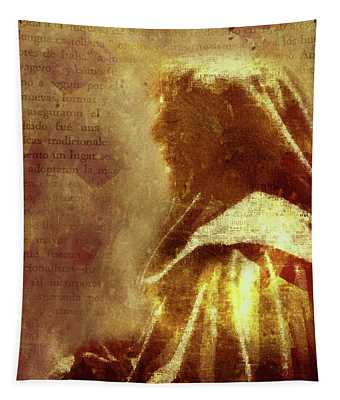 Guardian Of Your Heart Tapestry