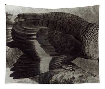 Guilding's Amazon Parrot,  Tapestry