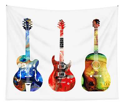 Country Music Tapestries