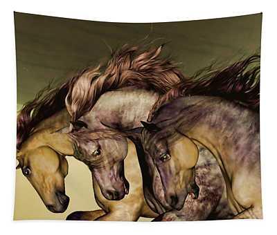 Gunmetal Tapestry