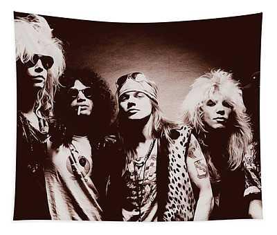 Guns N' Roses - Band Portrait 02 Tapestry