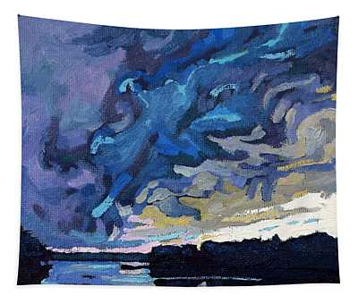 Gust Front Tapestry