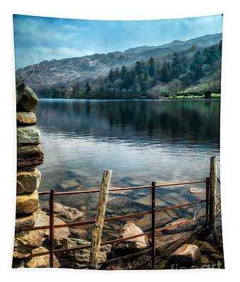 Gwynant Lake Tapestry
