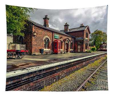 Hadlow Road Railway Station Tapestry
