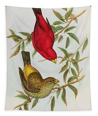 Haematospiza Sipahi Tapestry