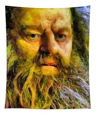 Hagrid Tapestry