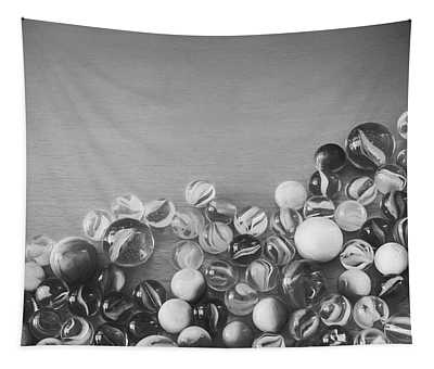 Half My Marbles Tapestry