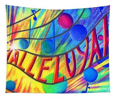 Halleluyah Tapestry
