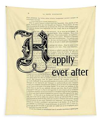 Happily Ever After Tapestry