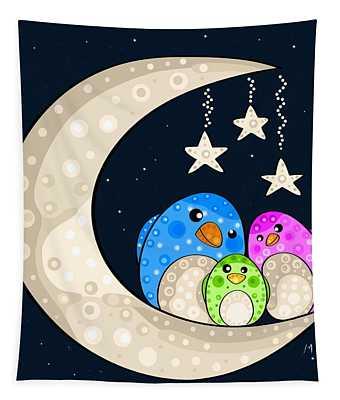 Happy Family Tapestry