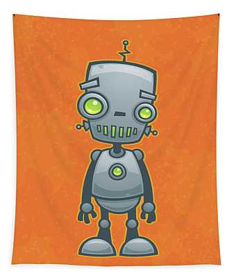 Robot Wall Tapestries
