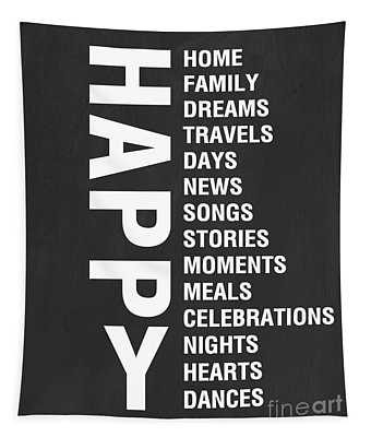 Happy Things Tapestry