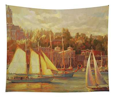 Harbor Faire Tapestry