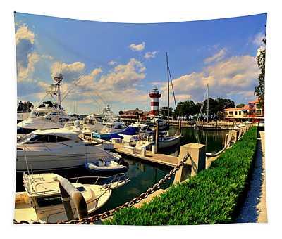 Harbour Town Marina Sea Pines Resort Hilton Head Sc Tapestry