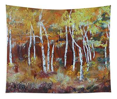 Harding Way  Aspens Dancing Tapestry