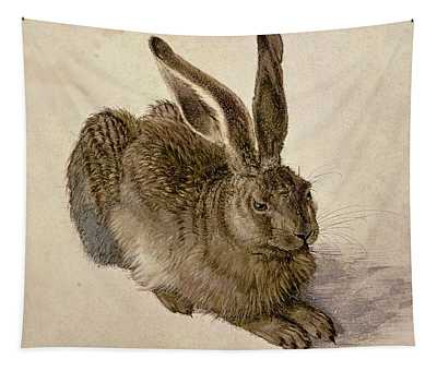 Hare Wall Tapestries