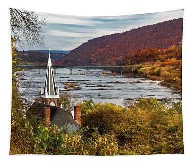 Harpers Ferry, West Virginia Tapestry
