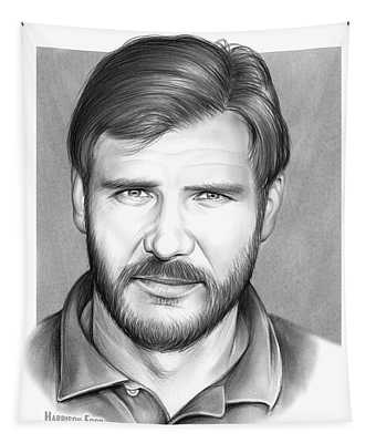 Harrison Ford Tapestry
