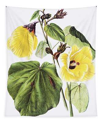 Hau Flower Art Tapestry