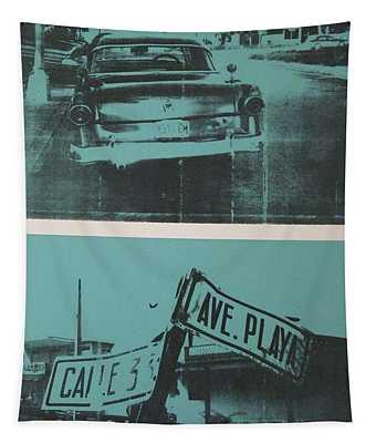 Havana Five Tapestry