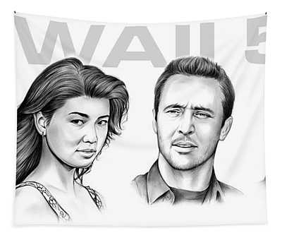 Hawaii 5 0 Tapestry