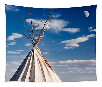 Hawi Tipi Tapestry