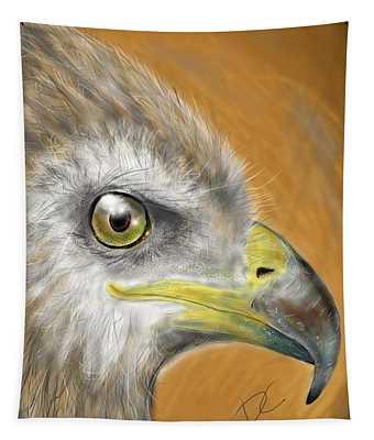 Hawk Tapestry