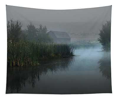 Haynes Ranch Predawn II Tapestry