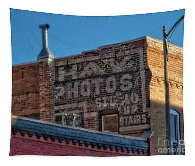 Hay Photo Studio Tapestry