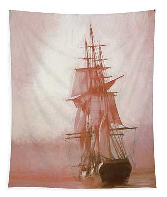 Heading To Salem From The Sea Tapestry