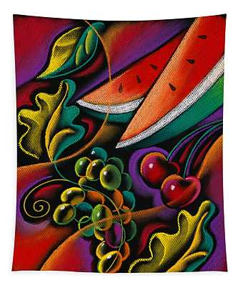 Healthy Fruit Tapestry