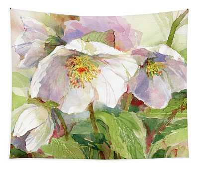 Hellebore Tapestry