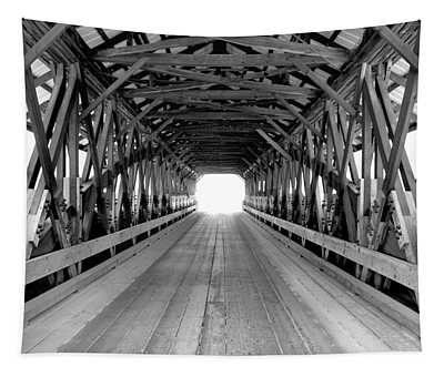 Henniker Covered Bridge Tapestry