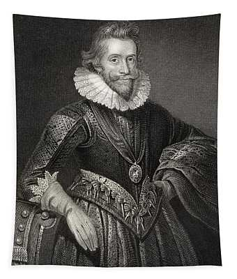 Henry Wriothesley 3rd Earl Of Tapestry
