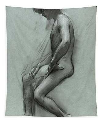 Hermes Psychopompos Tapestry