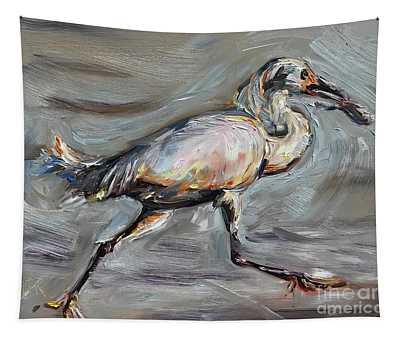 Heron Tapestry