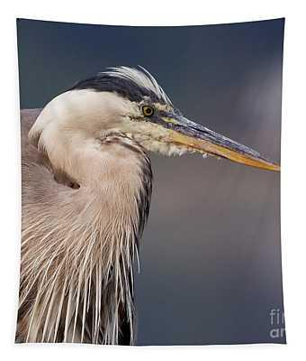 Herons Pause Tapestry