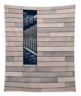Hidden Stairway Tapestry