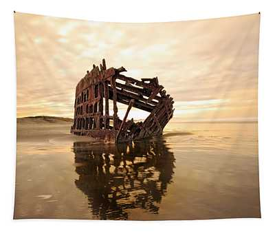 High And Dry, The Peter Iredale Tapestry