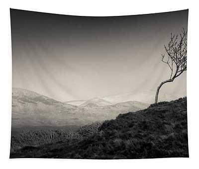 Highland Tree Tapestry
