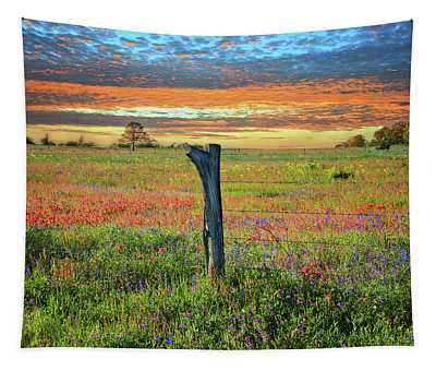 Hill Country Heaven Tapestry